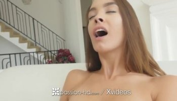 Excellent anal fuck for lustful mamita